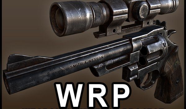 Weapon Retexture Project 2