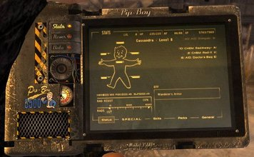 Pip-Boy 3500 Readius 2
