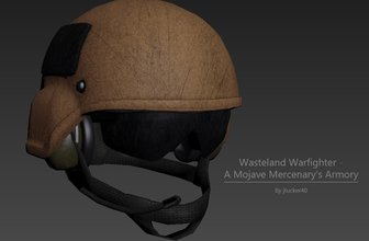 Wasteland Warfighter