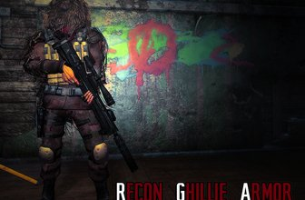 Recon Ghillie Armor